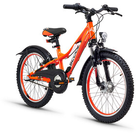 s'cool troX urban 20 3-S alloy Neon Orange